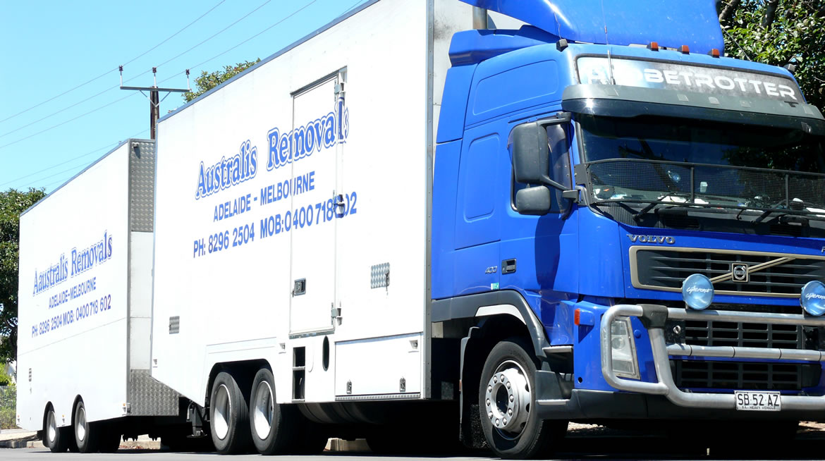 adelaide to melbourne removalists